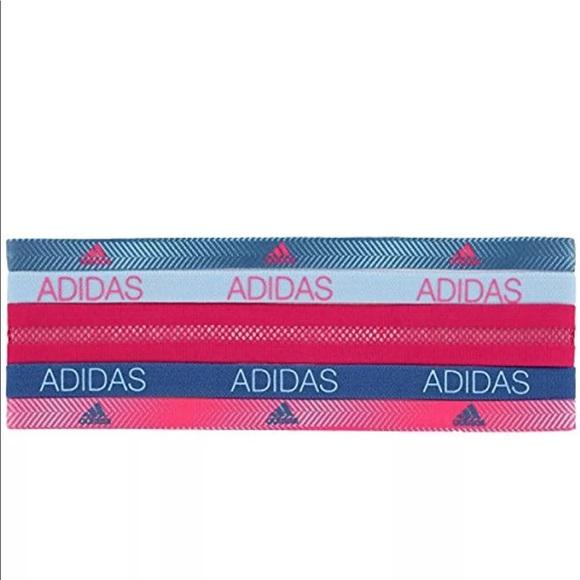 7faec18f1918 Adidas woman headbands 5 pack new